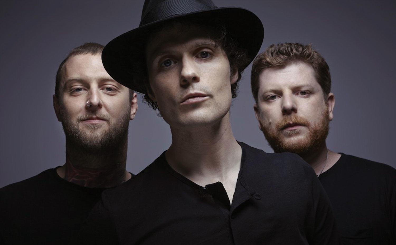 "Шотландская рок-группа ""The Fratellis"""
