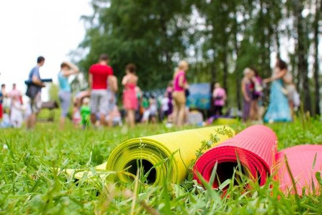 На Донетчине стартовала программа по приобщению людей к спорту на свежем воздухе