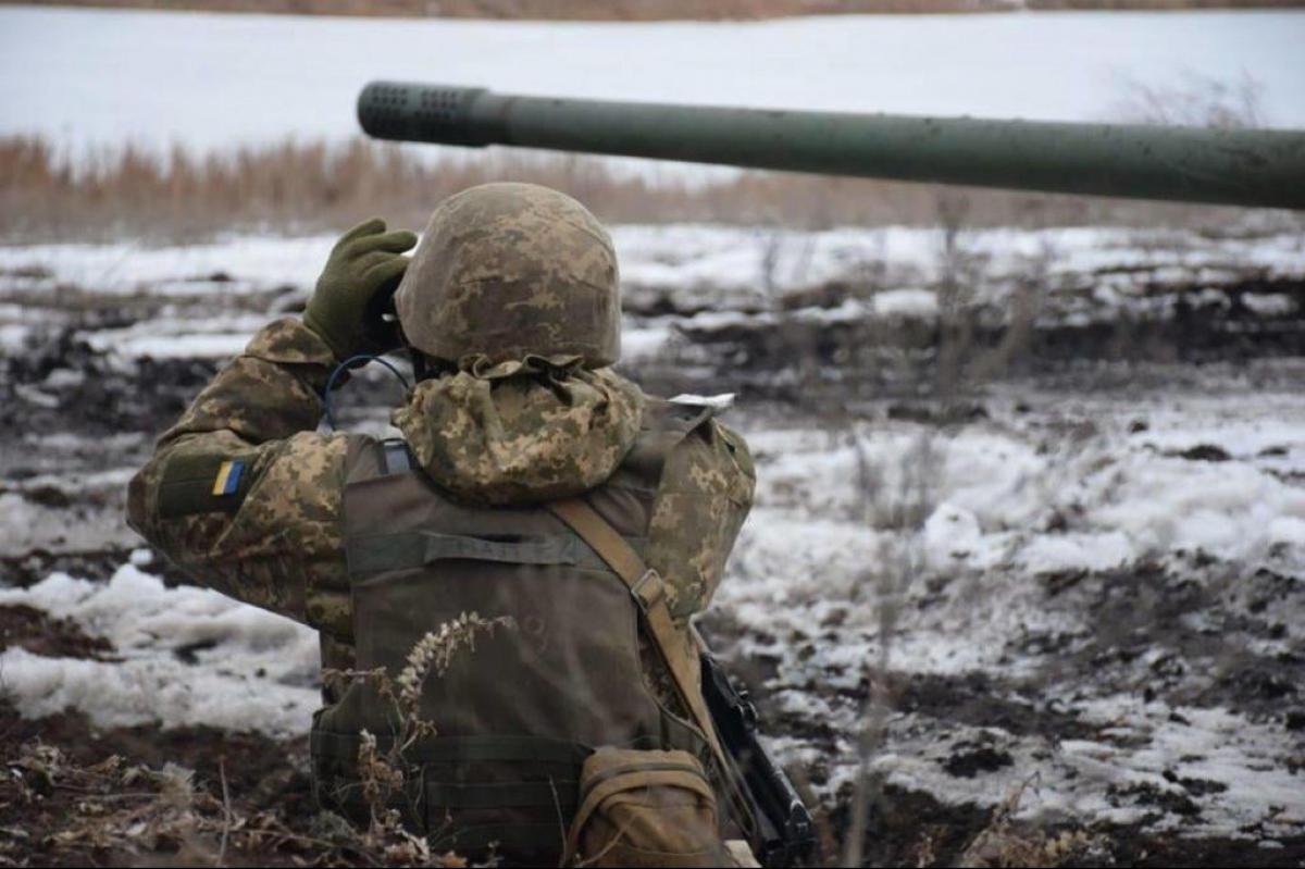 Снайпер бойовиків убив українського військового в районі Зайцевого
