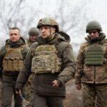 Президент заявляє, що перемир'я на Донбасі зменшило кількість жертв у лавах ЗСУ