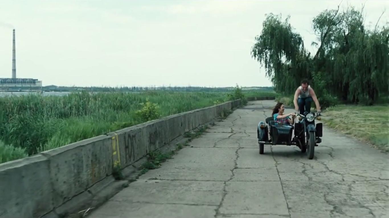 фільм про Чорнобиль з Ольгою Куриленко