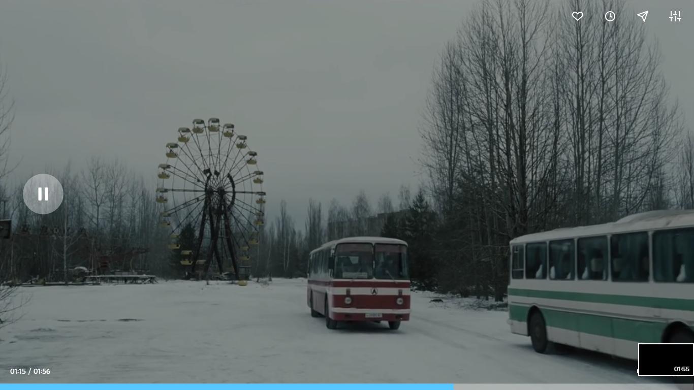 фільм про Чорнобиль зняли у Світлодарську
