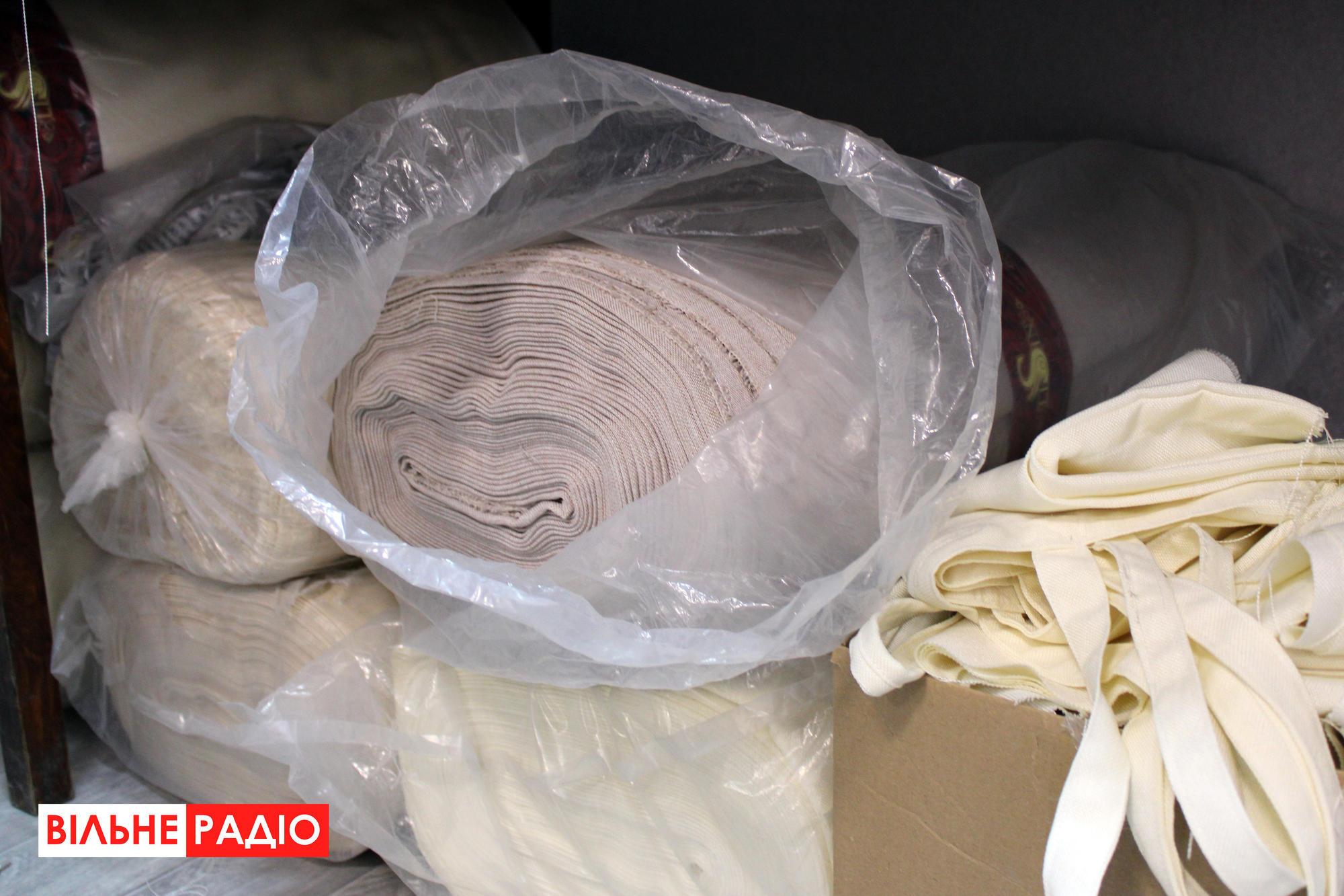 Як на Донеччині шиють екологічно дружні торбинки