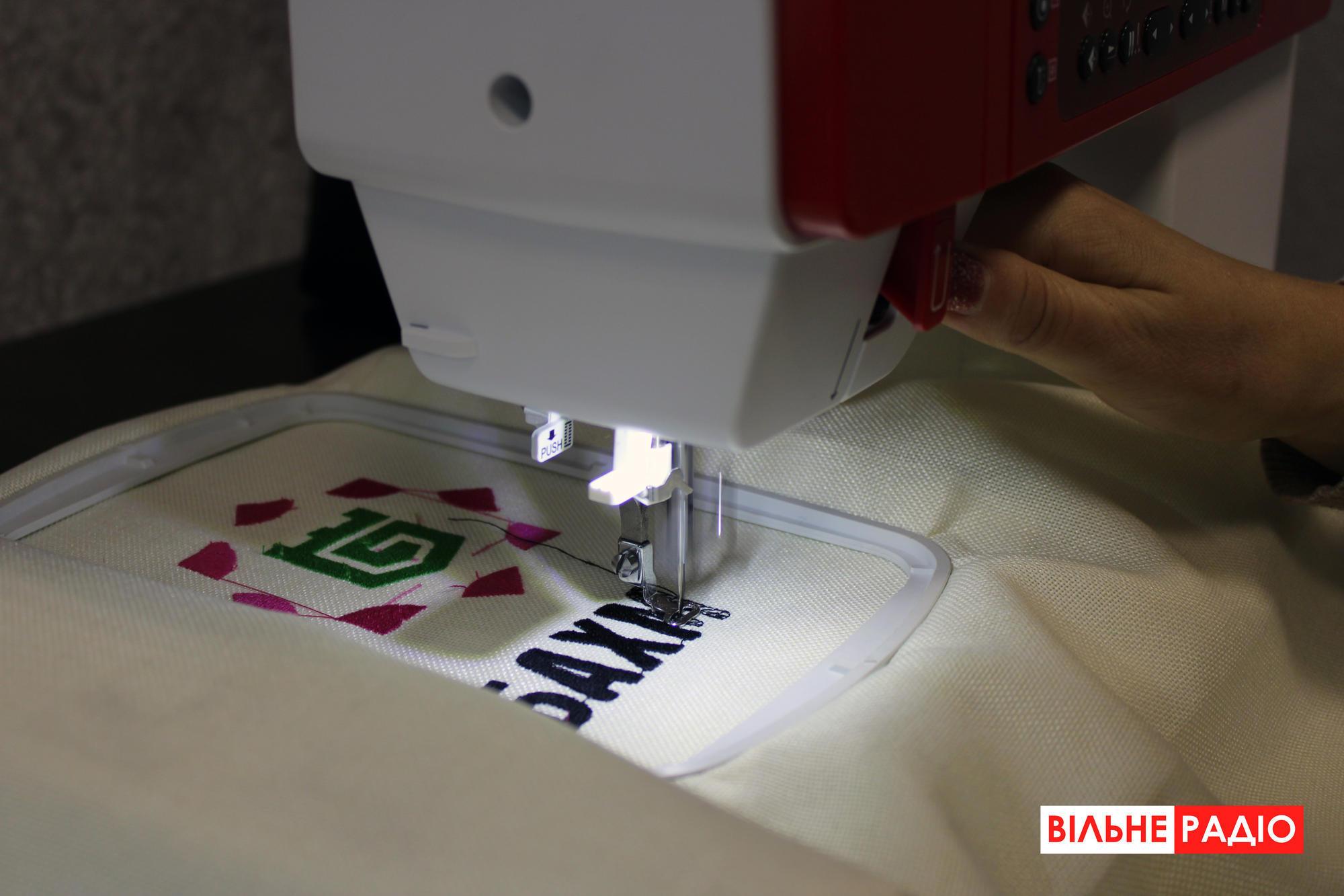 На Донеччині шиють еко-сумки