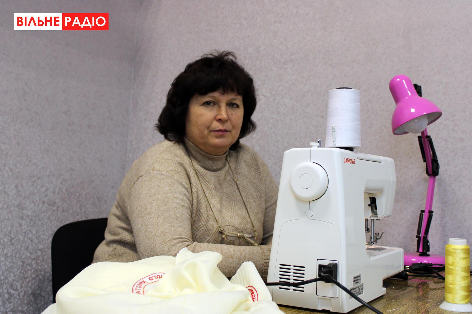 На Донеччині відкрили майстерню з пошиття екологічно дружніх сумок
