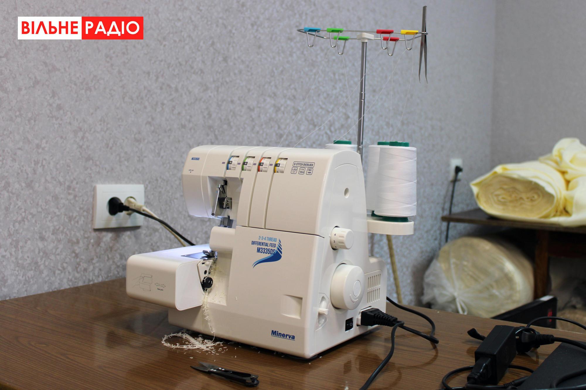 На Донеччині відкрили майстерню, в якій шиють еко-сумки