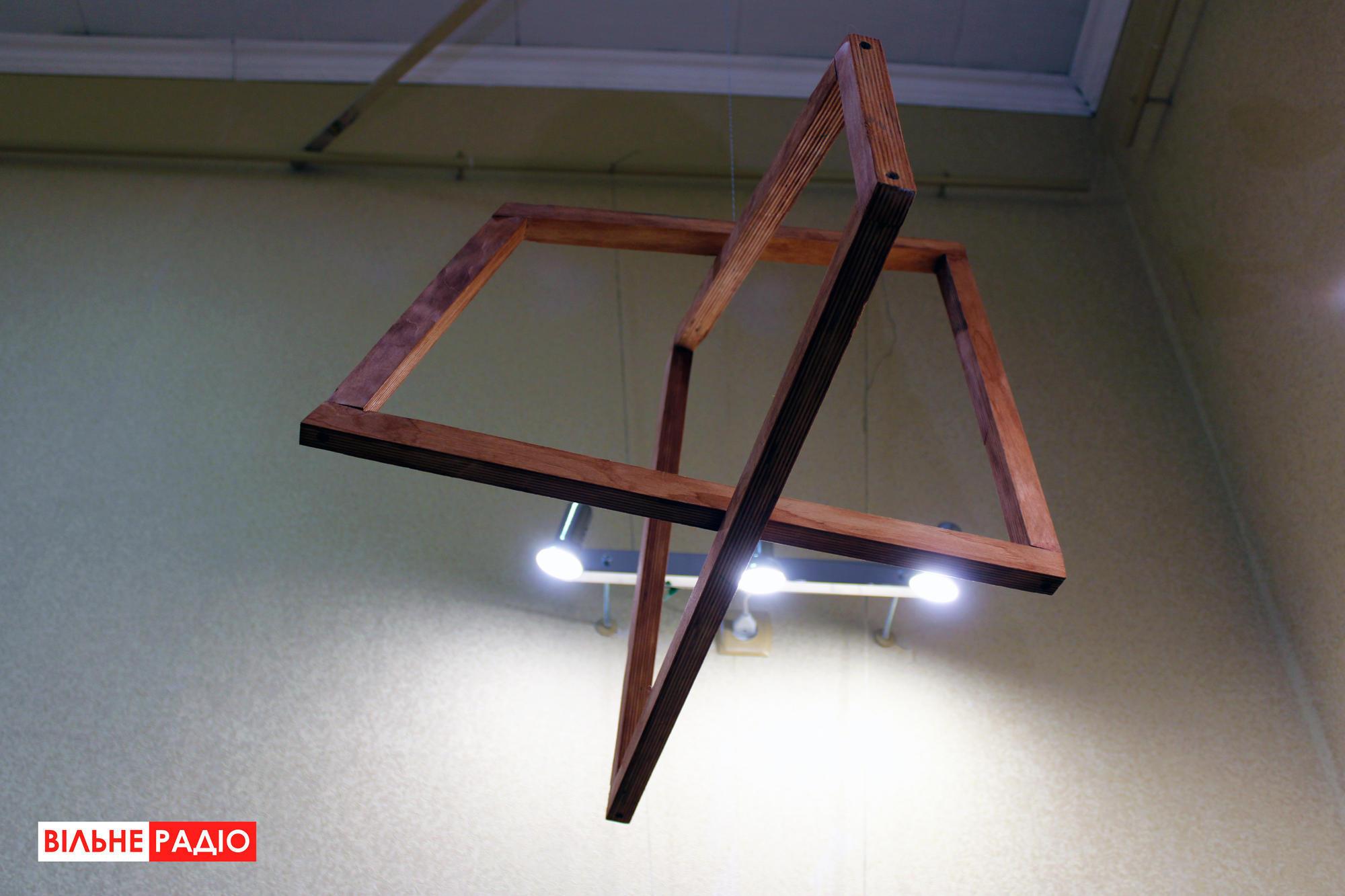 У Бахмутському музеї відкрилася виставка авангардного мистецтва