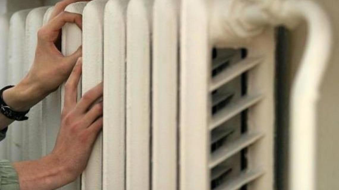 В Часов Яре снова проблемы с отоплением