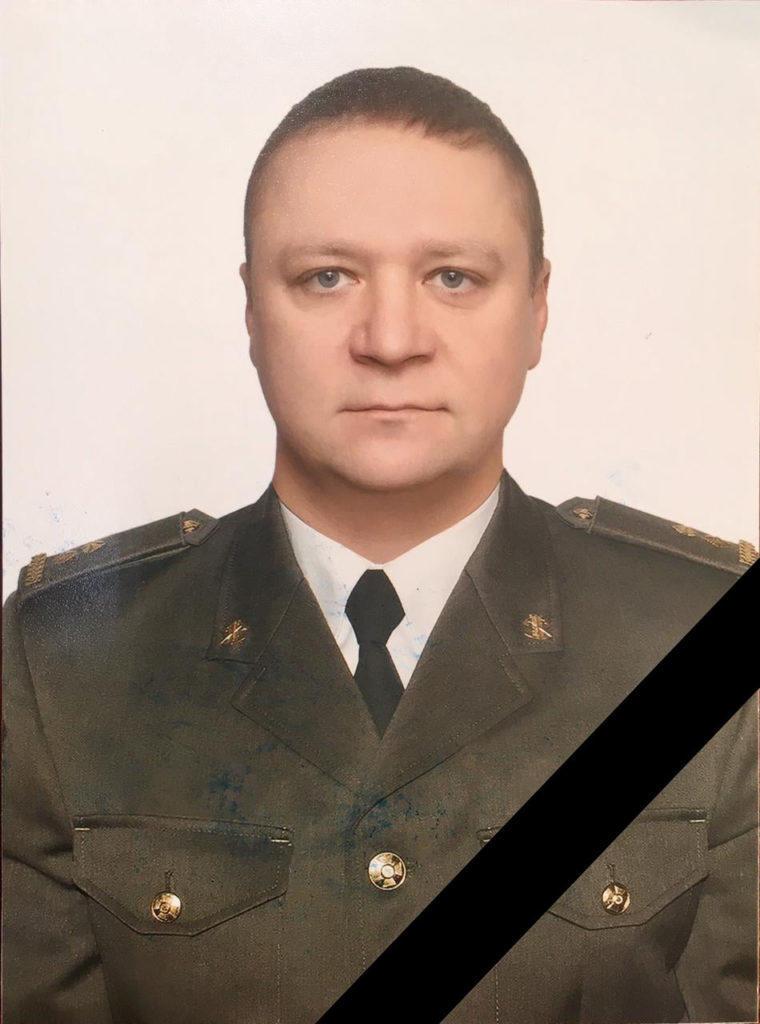 Військовий Сергій Коваль, який загинув на Донбасі 26 березня внаслідок обстрілу
