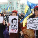 """""""Мы должны показать, что это наш город"""". Как в Донецке и Луганске проукраинские акции становились опасными"""