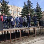"""""""Це стосується кожного"""": на Донеччині протестували проти спроб обласних газовиків відключити опалення"""