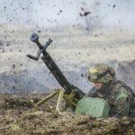У ніч на неділю бойовики обстріляли позиції сил ООС із заборонених мінометів