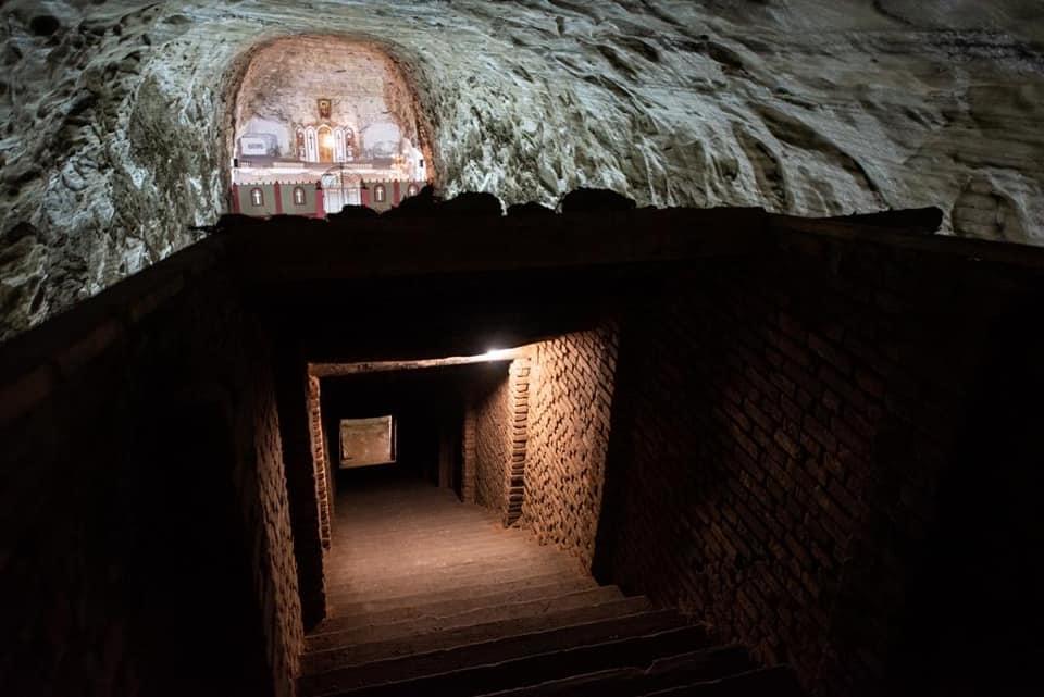 Соляну шахту на Донеччині перетворили на туристичну локацію