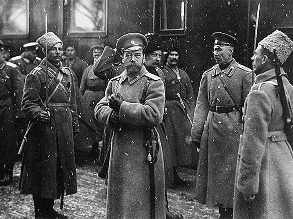 Російський імператор Микола II
