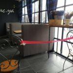 Відсьогодні через велику кількість хворих на COVID-19 у Бахмуті закривають кафе та ресторани