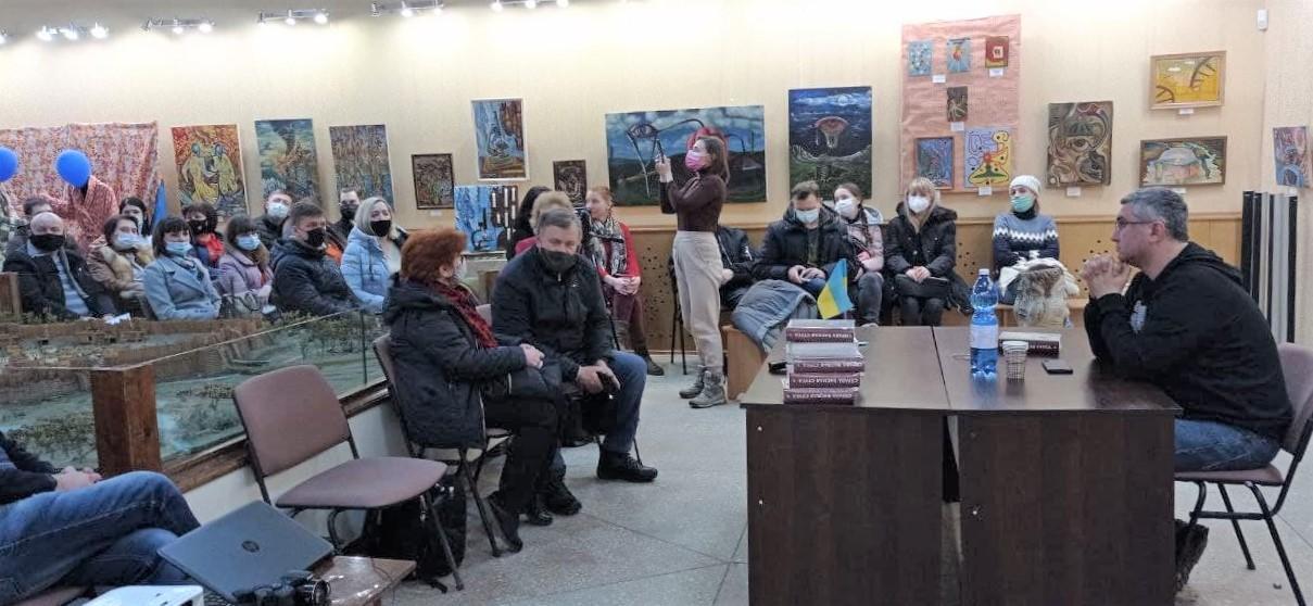 Вахтанг Кипиани на Донбассе