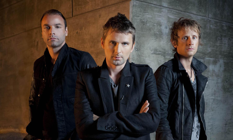 Британський рок-гурт MUSE