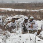 Під Мар'їнкою на Донеччині снайпер вбив українського військового,  — штаб ООС