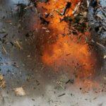 В зоні ООС військова машина підірвалася на вибухівці. Загинув боєць ЗСУ