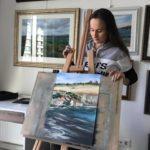 У Гамбурзі покажуть картини художниць із Донеччини