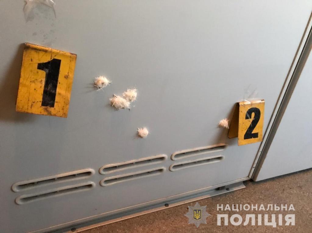 стрілянина в потязі Костянтинівка-Київ