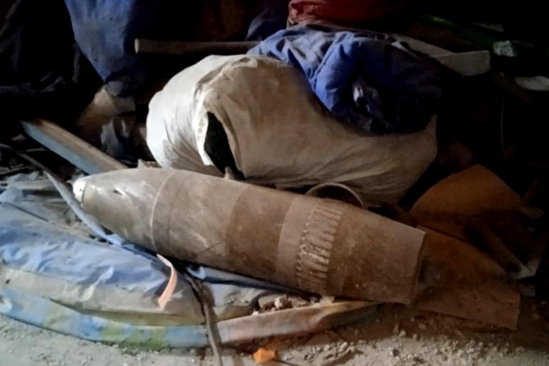 Бойовики знову обстріляли мирні села Приазов'я