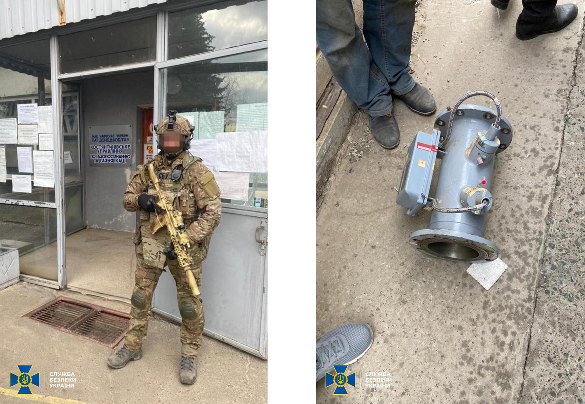 """У """"Донецькоблгазі"""" викрили масштабне розкрадання газу"""