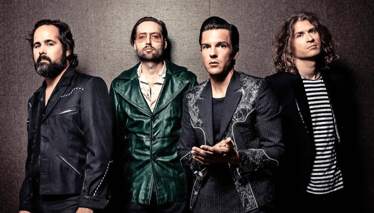 "Американская группа ""The Killers"""