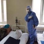 На Донеччині госпіталізують все більше хворих на COVID-19 у важкому стані,  —  обласний департамент