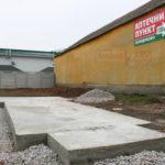 В Бахмуті почали будувати кисневу станцію для лікарні та знайшли потрібне обладнання