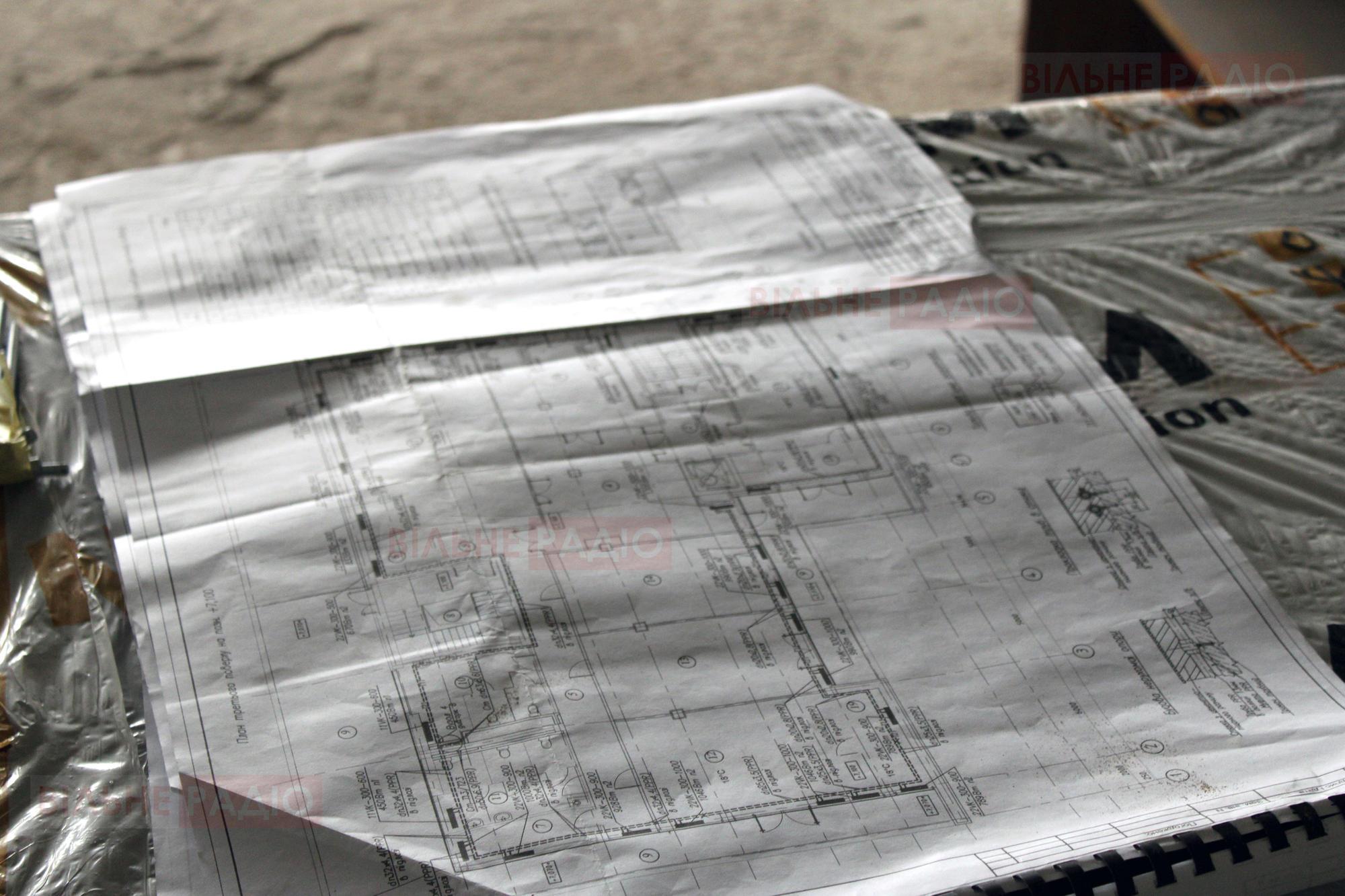 Как выглядит строящийся ЦПАУ в Бахмуте