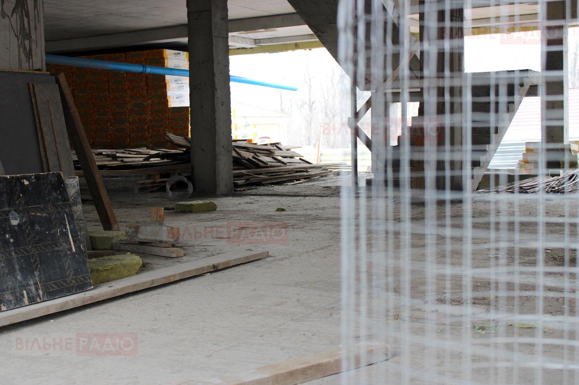 Как сейчас выглядит изнутри Центр предоставления административных услуг в Бахмуте