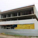 Будівництво ЦНАПу в Бахмуті триває. Ми подивились, який він всередині (ФОТОРЕПОРТАЖ)