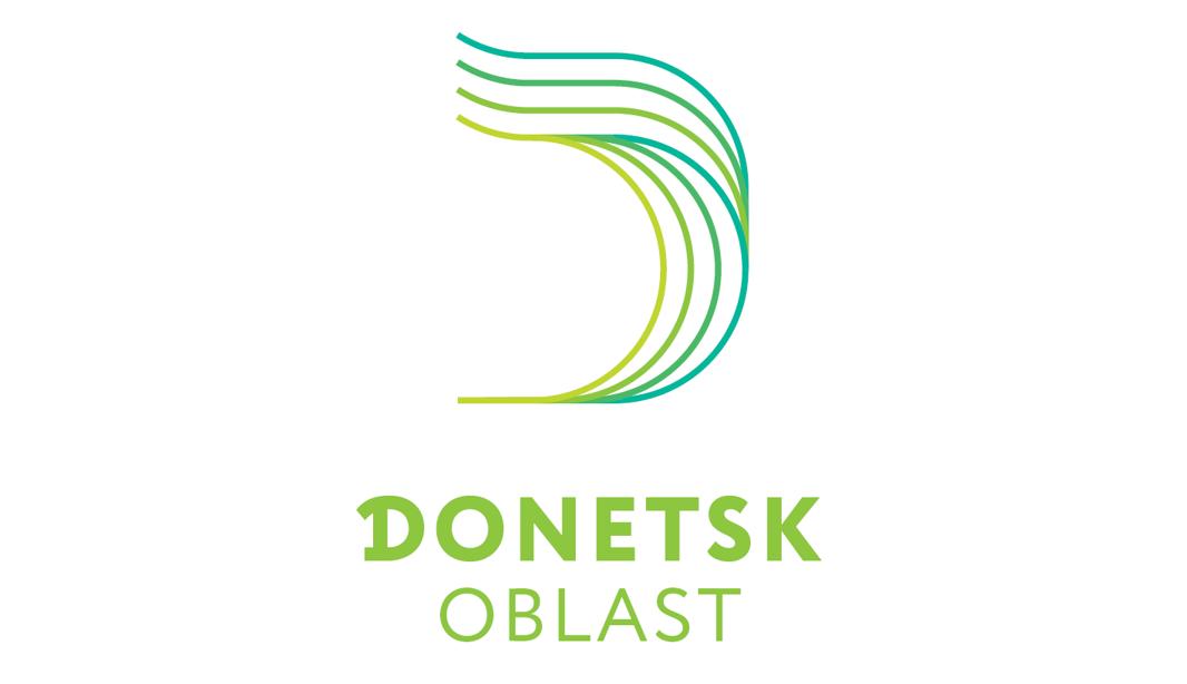 Ковила варіант бренду Донецької області