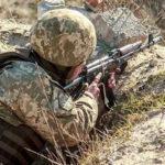 На Донеччині окупанти гатили із заборонених калібрів та дистанційно мінували позиції ЗСУ