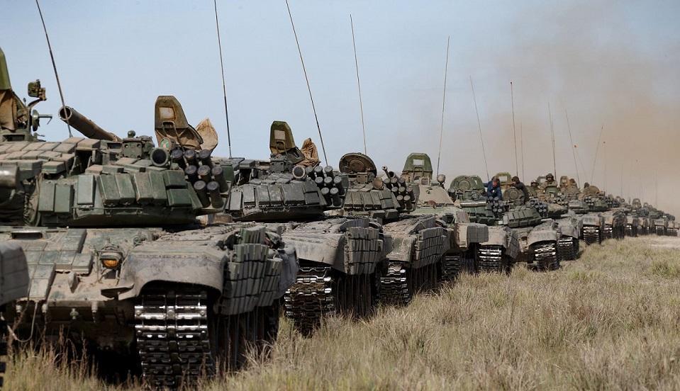 Россия начала отводить войска от границ с Украиной