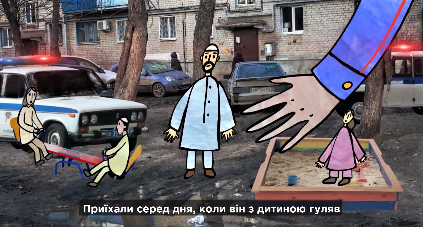 мультфільм Муміне про мешканців ТОТ