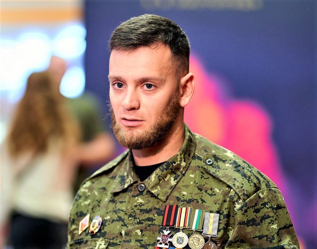 Олексій Юков зі Слов'янська