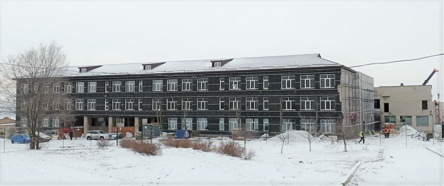 школа 13 у Соледарі