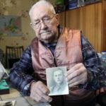 Пішов з життя 100-річний бахмутянин Микола Вольвач