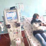 В Торецкой больнице открыли отделение гемодиализа (ФОТО)