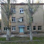 Боевики обстреляли больницу в Красногоровке. Там нет света (ФОТО) (ОБНОВЛЕНО)