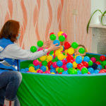 В Торецке открыли сенсорную комнату для лечения детей с аутизмом и снятия стресса (ФОТО)