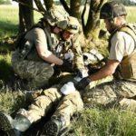 Двоє військових ЗСУ отримали поранення від обстрілів окупантів