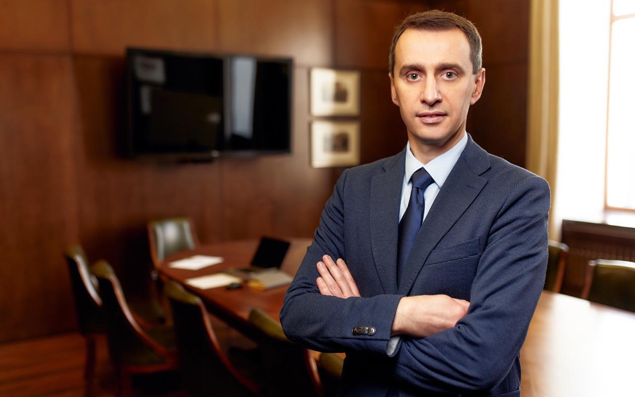 Новим міністром охорони здоров'я України може стати головний санітарний лікар України Віктор Ляшко