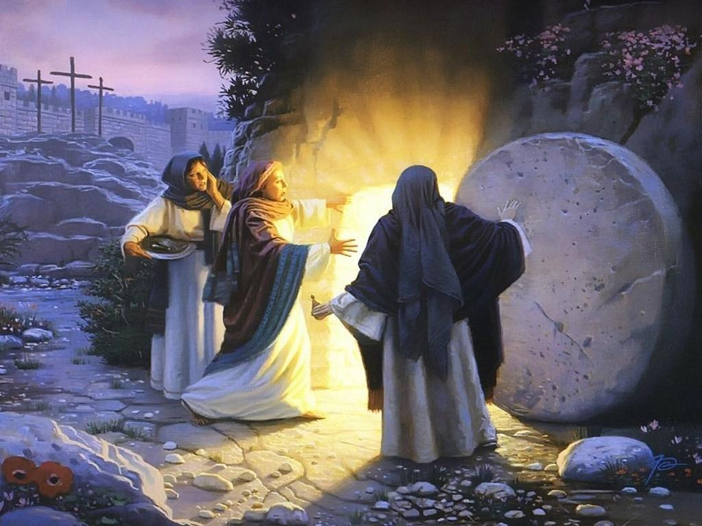 Воскрешение Иисуса Христа