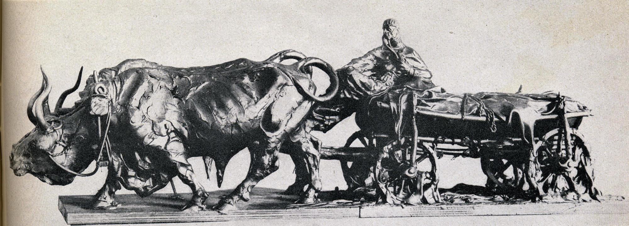 скульптура Богдана Мухіна чумак