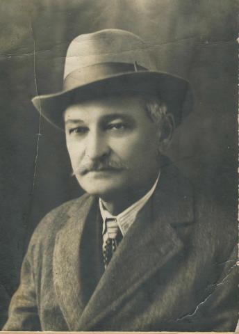 Борис Вальх ученый из Бахмута