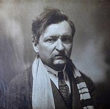 Борис Вальх в 1927-м. Источник: Википедия