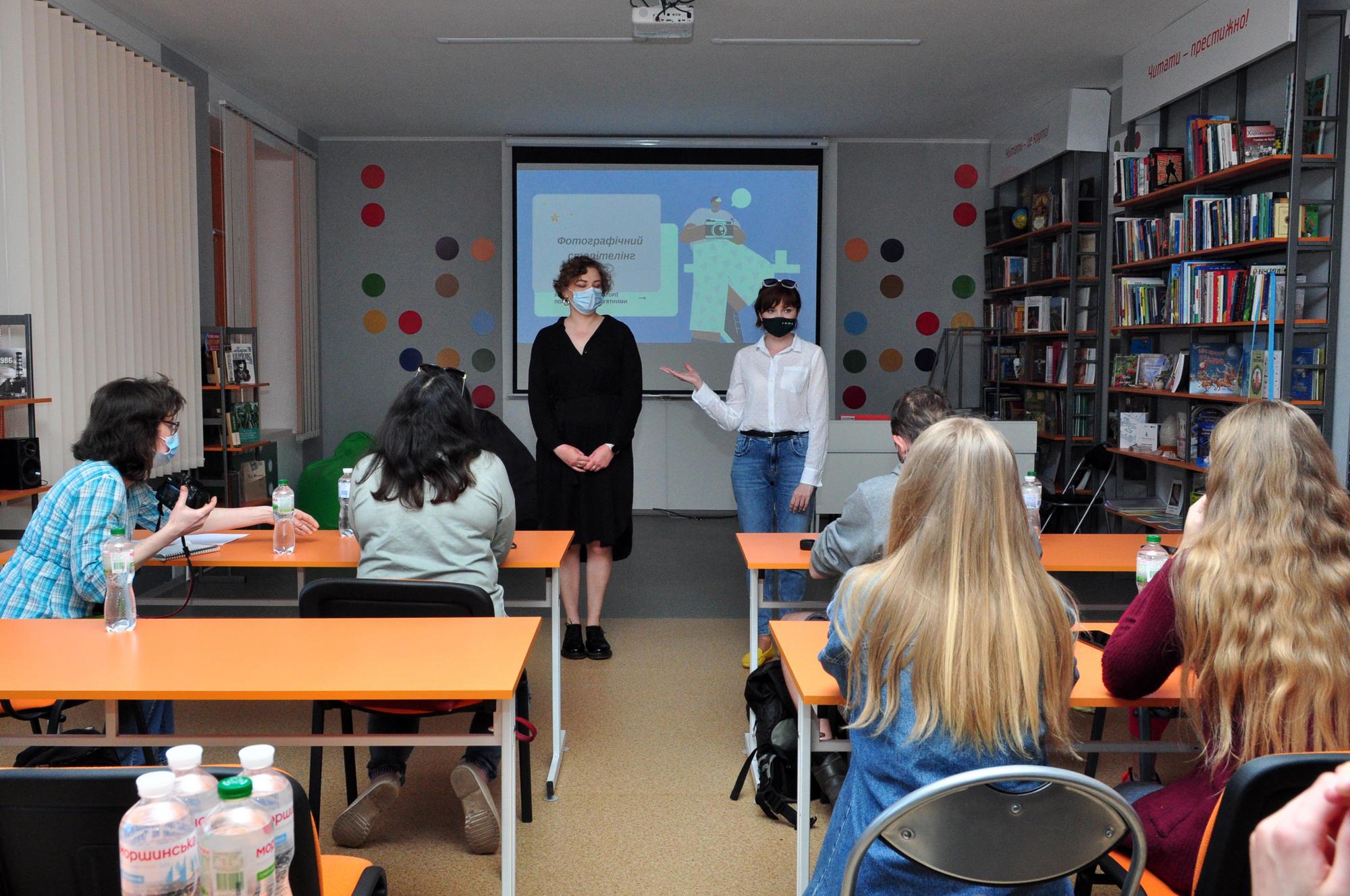 интерактивная лекция о фотографии в Соледаре